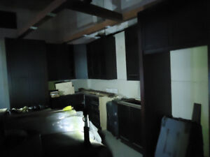 Display Kitchen Cabinets reduced price