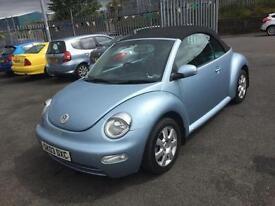 2003 Volkswagen Beetle 2.0 2dr