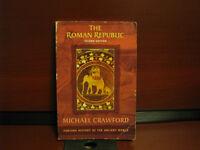 The Roman Republic Paperback