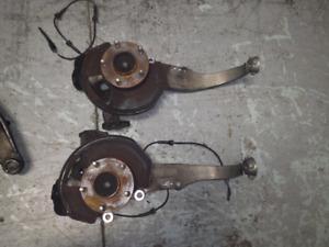 JDM Infiniti G35 / 350z OEM Front Wheel Bearing Hub Spindle Arm