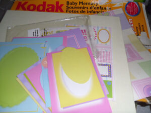 Ensemble de scrapbooking