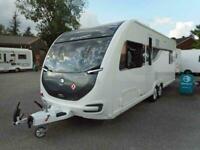 2020 Swift Elegance 650 - 4 Berth Twin Axle Touring Caravan