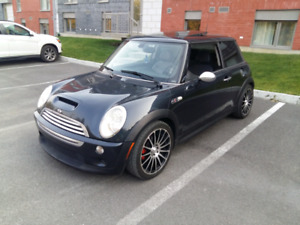 Mini Cooper S 2006 supercharged