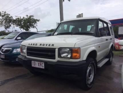 2002 Land Rover Discovery TD5 Turbo DIESEL 4x4, AUTO-RWC-REGO