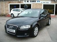 2009 59 Audi A3 1.9TD SE 3 door **£30 Tax / New MOT**