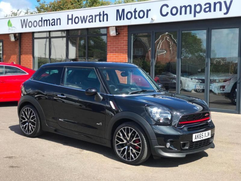 2015 65 Mini Paceman 16 John Cooper Works All4 Coupe 215 Bhp
