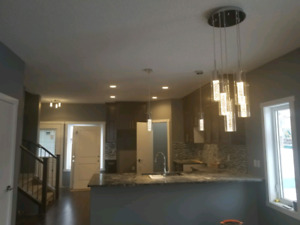 Basement development and financing available