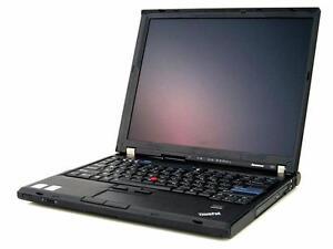 Lenovo Thinkpad T61 - $99.99 - www.infotechtoronto.com