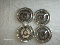 '65 IMPALA SS HUBCAPS $120.00   Red Deer
