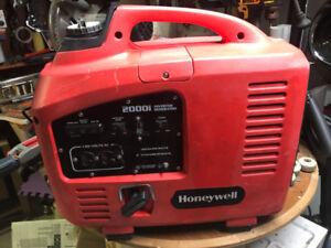 Honeywell Inverter Generator