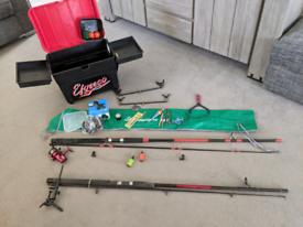 Lake/river fishing equipment
