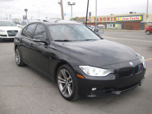 BMW 328I 2012 M Performance Manuelle Financement 17995$