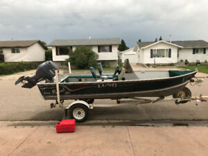 2000 Lund Boat For Sale