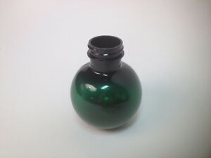 Plastic Green Sphere Bottles
