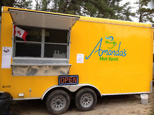 Price reduced to Sell! Food Truck?  Concession Trailer for sale!