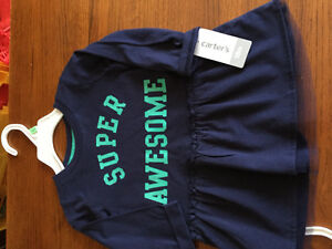 New! Cater's dresses size 9,18mths and size 2 Kitchener / Waterloo Kitchener Area image 3