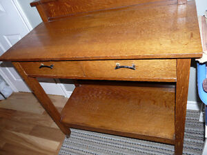 Sideboard, antique, made by John Kay Company