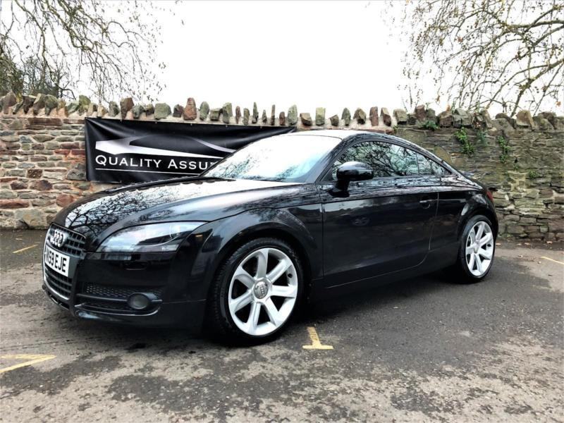 2009 AUDI TT | Recent Cambelt & Water Pump | £164 PER MONTH!