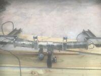 Astra j 2013 detachable towbar westfalia