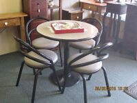 Man Cave  Table and 4 chairs