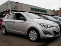 2012 Hyundai i20 1.2 ( 85ps ) Classic New Shape Excellent Value 1 Owner 23k mls
