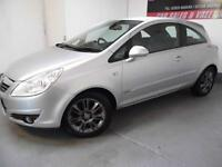 Vauxhall/Opel Corsa 1.2i 16v ( a/c ) 2007 Design Just 48413 Miles Just Serviced