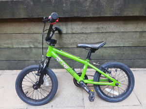 "Spawn 14"" kids bike"