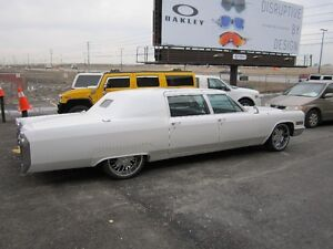 1966 Cadillac Old beauty  Deville CADDY limo limousine