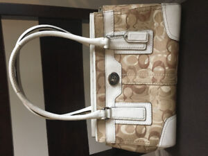 Coach Purse and Coin Wallet