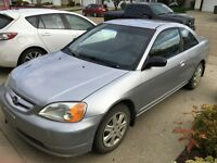 2004 Honda Civic Manual Coupe