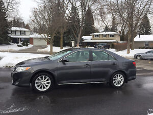 2012 Toyota Camry XLE I-4 Cyl
