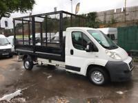 Fiat Ducato 2.3JTD 120 Multijet 35 MWB Tipper Box Van