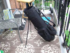 Fantom Golf Bag With Padded Strap Stand Up Bag - $20.00