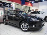 2013 FORD FOCUS 1.6 125 Zetec 5dr Powershift Auto