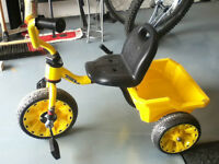 Tricycle Tonka
