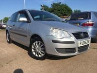 Volkswagen Polo 1.2 2006 3dr Petrol