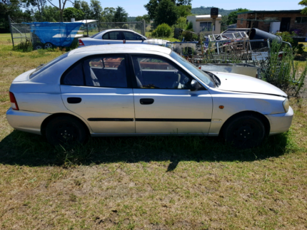 Hyundai accent Menangle Park Campbelltown Area Preview