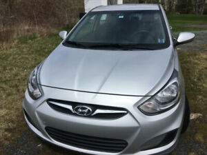 2012 Hyundai Accent GL For Sale