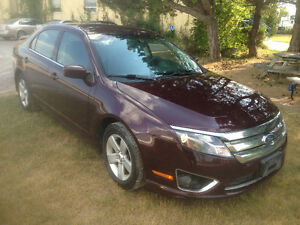 2011 Ford Fusion  (BARGAIN HUNTERS LOOK HERE)*(ACCEPTING OFFERS) Peterborough Peterborough Area image 5