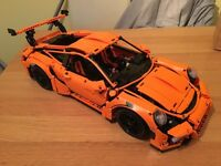 Lepin Technic Porsche 911 RS3 42056 not Lego new and sealed