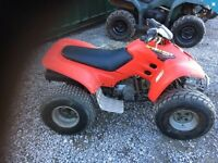 Honda 90 cc sportstrax