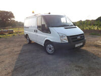 Ford Transit 2.2 SWB low roof T300S 2008/08 ** VERY LOW MILEAGE **