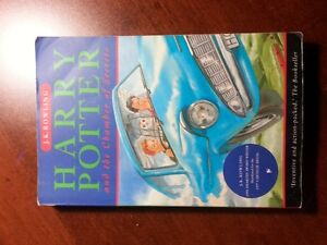 Harry Potter and the Chamber of Secrets - Soft copy