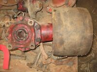 For Sale PTO Belt pully Manifold and PTO hydrulic pump