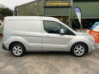 2015 Ford Transit Connect 24K MILES LIMITED 115BHP 6 SPEED A/C HEATED SEATS DAB