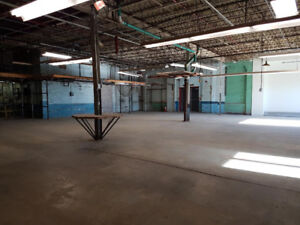 Warehouse Space Lease/Rent - Yarmouth