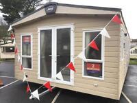 Static Caravan Paignton Devon 2 Bedrooms 6 Berth ABI Beaumont 2017 Waterside