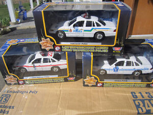 Collection of Police Cars