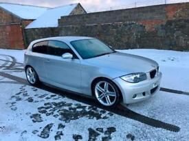 2009 BMW 1 Series 2.0 123d M Sport 3dr