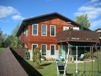 Sunny 3 Bedroom Walkout Suite in Dickensfield
